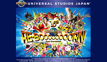 Purchase of UNIVERSAL STUDIOS JAPAN Tickets