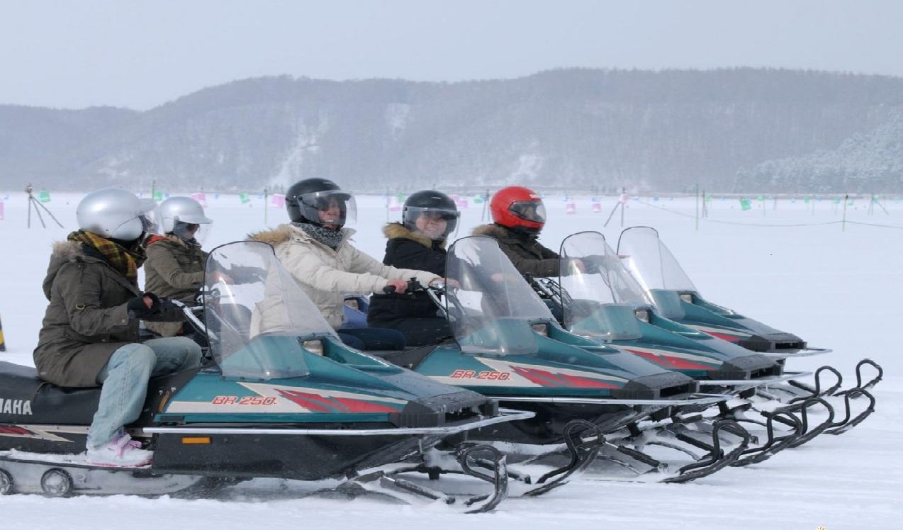7 Days Hokkaido Snowy Fantasy